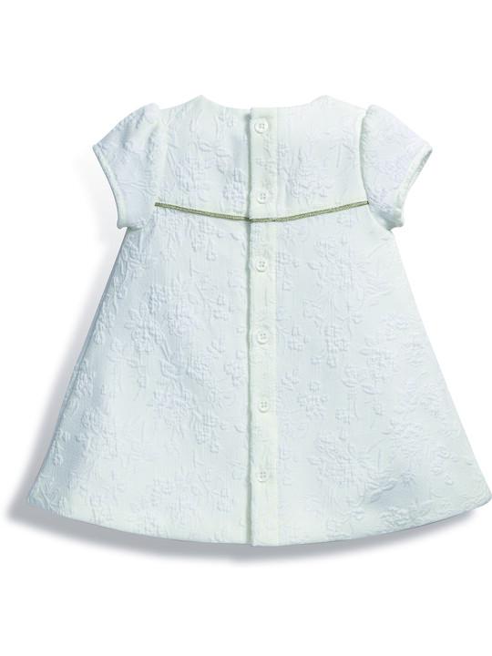 فستان منسوج على طراز A-Line image number 4