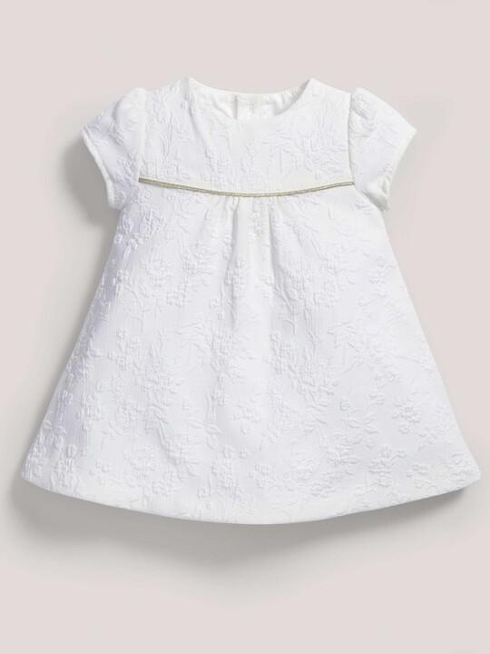 فستان منسوج على طراز A-Line image number 1