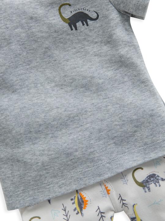 Dinosaur Print Jersey Pyjamas image number 5