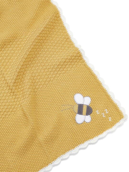 بطانية منسوجة (70 × 90 سم) - بي هابي image number 3