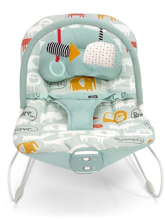 الكرسي الهزاز Buzz - نقشة الحيوانات image number 2