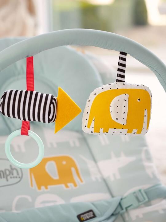 الكرسي الهزاز Buzz - نقشة الحيوانات image number 7