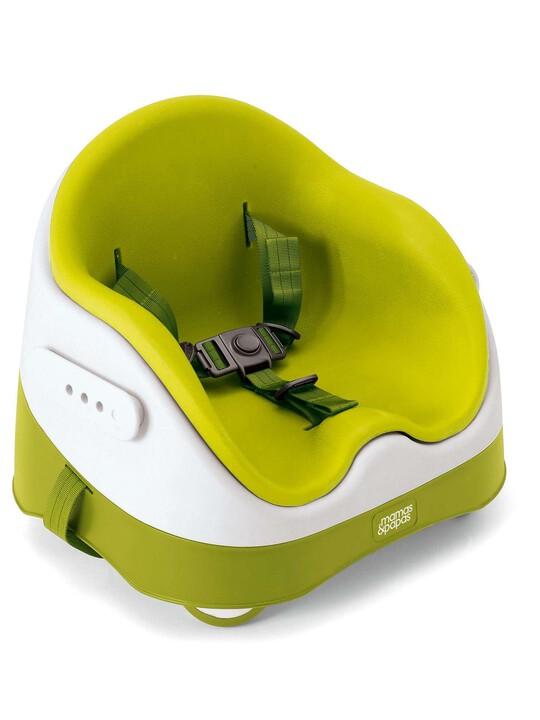مقعد الطفل مع لوحة الألعاب - ليموني image number 7