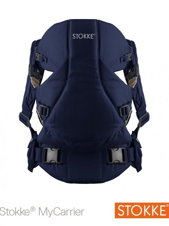 حامل Stokke MyCarrier - أزرق داكن image number 1