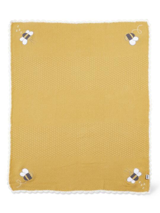 بطانية منسوجة (70 × 90 سم) - بي هابي image number 2