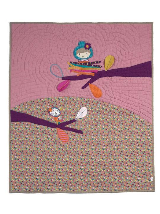 غطاء المهد للبنات - من Timbuktales image number 6