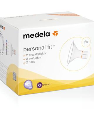 واقي الثدي PersonalFit من ميديلا Xl (30 ملم)