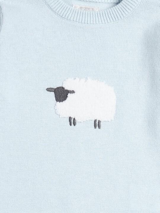 رومبر منسوج بنقشة خروف image number 3