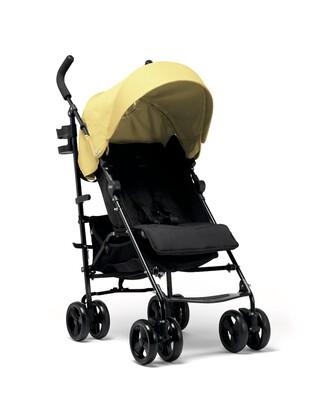 عربة كروز للأطفال - أصفر فاتح